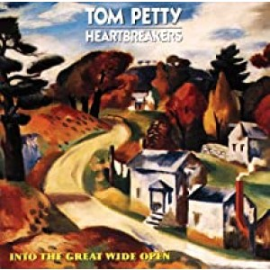 TOM PETTY & HEARTBREAKERS-INTO THE GREAT WIDE OPEN