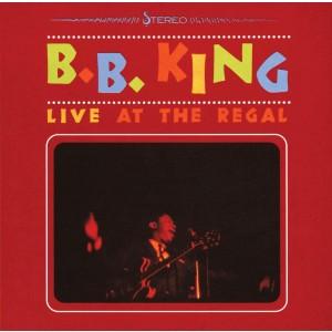 B.B KING -LIVE AT THE REGAL