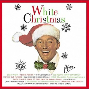 BING CROSBY-WHITE CHRISTMAS