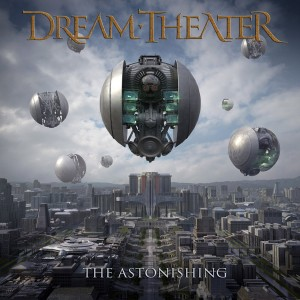 DREAM THEATER-THE ASTONISHING