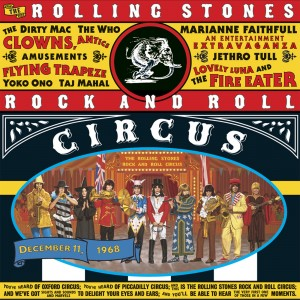 VARIOUS ARTISTS-THE ROLLING STONES ROCK AND ROLL CIRCUS