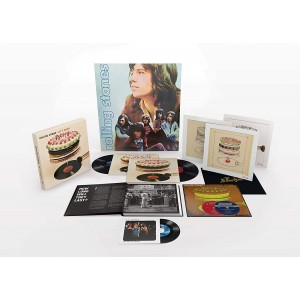 ROLLING STONES-LET IT BLEED (50TH ANNIVERSARY LIMITED DELUXE EDITION)