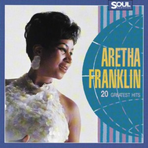 ARETHA FRANKLIN-20 GREATEST HITS
