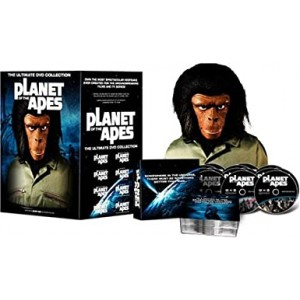 PLANET OF THE APES ULTIMATE DVD COLLECTION
