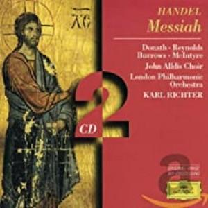 HANDEL-MESSIAH (DONATH,RICHTER)