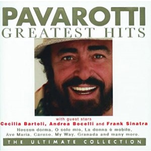 PAVAROTTI LUCIANO-GREATEST HITS