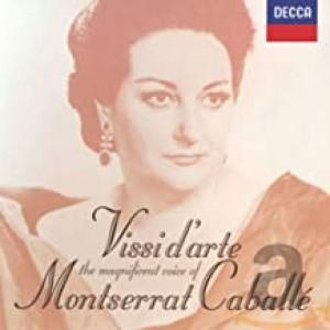 MONTSERRAT CABALLE-VISSI D´ARTE: THE MAGNIFICENT VOICE OF MO