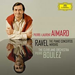 RAVEL-PIANO CONCERTOS (AIMARD,BOULEZ)