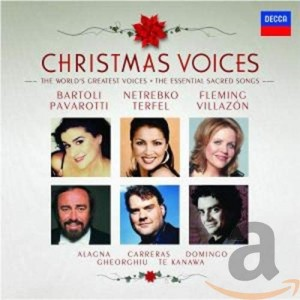 VARIOUS ARTISTS-CHRISTMAS VOICES