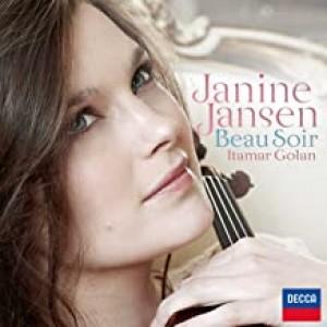 JANSEN JANINE/GOLAN ITAMAR-BEAU SOIR