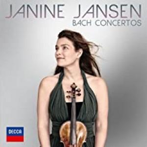 JANINE JANSEN-BACH: VIOLIN CONCERTOS