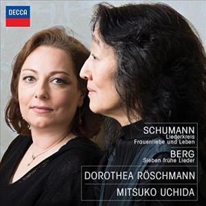 DOROTHEA RÖSCHMANN, MITSUKO UCHIDA-SCHUMANN & BERG LIEDER