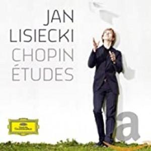 JAN LISIECKI-CHOPIN: ÉTUDES