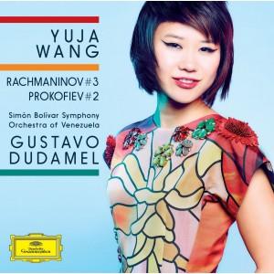 YUJA WANG, SIMÓN BOLÍVAR SYMPHONY ORCHESTRA OF VENEZUELA, GUSTAVO DUDAMEL-RACHMANINOV: PIANO CONCERTO NO.3 IN D MINOR, OP.30 / P