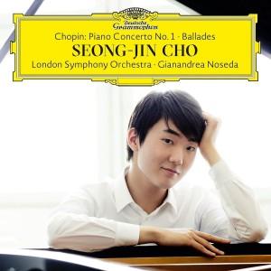 SEONG-JIN CHO, STAATSKAPELLE DRESDEN, MYUNG WHUN CHUNG-CHOPIN: PIANO CONCERTO NO. 1 IN E MINOR; 4 BALLADES