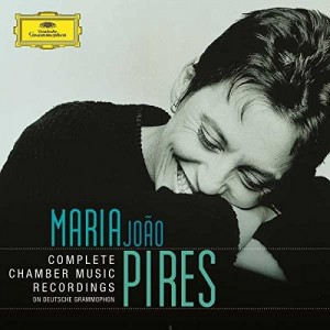 MARIA JOÃO PIRES-COMPLETE CHAMBER MUSIC RECORDINGS ON DG