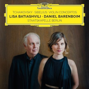 LISA BATIASHVILI, STAATSKAPELLE BERLIN, DANIEL BARENBOIM-TCHAIKOVSKY: VIOLIN CONCERTO IN D MAJOR, OP. 35 / SIBELIUS: VIOLIN CONCERTO IN D MINOR, OP. 47