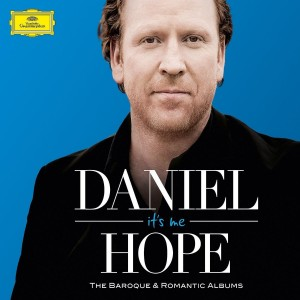 DANIEL HOPE-IT´S ME - THE BAROQUE & ROMANTIC ALBUMS