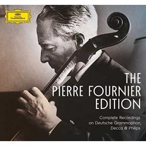 PIERRE FOURNIER-PIERRE FOURNIER COMPLETE RECORDINGS ON DEUTSCHE GRAMMOPHON, DECCA AND PHILIPS