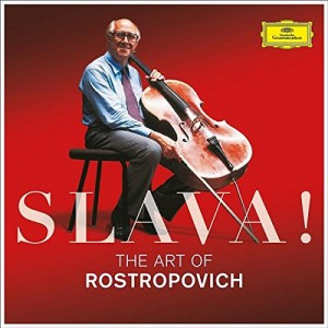 MSTISLAV ROSTROPOVICH-SLAVA! THE BEST OF ROSTROPOVICH