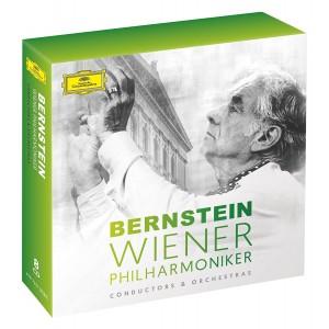 WIENER PHILHARMONIKER, LEONARD BERNSTEIN-LEONARD BERNSTEIN & WIENER PHILHARMONIKER