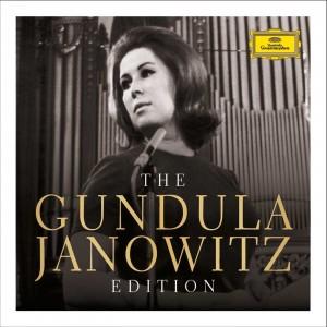 GUNDULA JANOWITZ-THE GUNDULA JANOWITZ EDITION