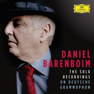 DANIEL BARENBOIM-DANIEL BARENBOIM COMPLETE SOLO RECORDINGS ON DEUTSCHE GRAMMOPHON, WESTMINSTER AND PHILIPS
