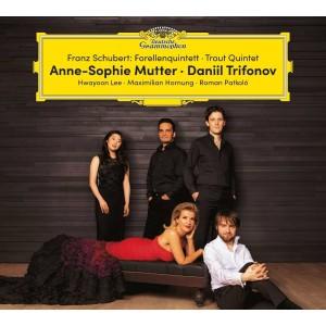 ANNE-SOPHIE MUTTER, DANIIL TRIFONOV-SCHUBERT: TROUT QUINTET