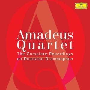 AMADEUS QUARTET-AMADEUS QUARTET - COMPLETE RECORDINGS ON DEUTSCHE GRAMMOPHON