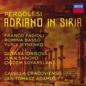 CAPELLA CRACOVIENSIS, JAN TOMASZ ADAMUS-PERGOLESI: ADRIANO IN SYRIA