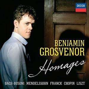 BENJAMIN GROSVENOR-HOMAGES