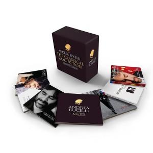 ANDREA BOCELLI-ANDREA BOCELLI - THE COMPLETE CLASSICAL ALBUMS