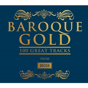 VARIOUS ARTISTS-BAROQUE GOLD - 100 GREAT TRACKS