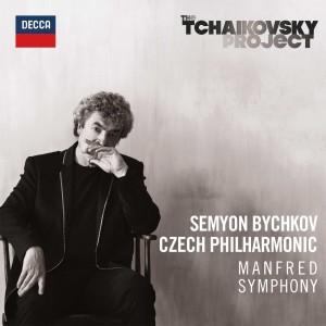 CZECH PHILHARMONIC, SEMYON BYCHKOV-TCHAIKOVSKY: MANFRED SYMPHONY