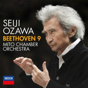 SEIJI OZAWA, RIE MIYAKE, MIHOKO FUJIMURA, KEI FUKUI, MARKUS EICHE, TOKYO OPERA SINGERS, MITO CHAMBER ORCHESTRA-BEETHOVEN: SYMPHONY NO. 9