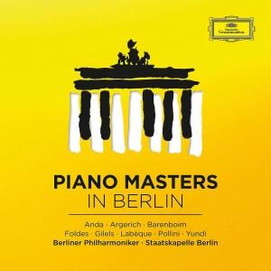 VARIOUS ARTISTS-PIANO MASTERS IN BERLIN – GREAT CONCERTOS