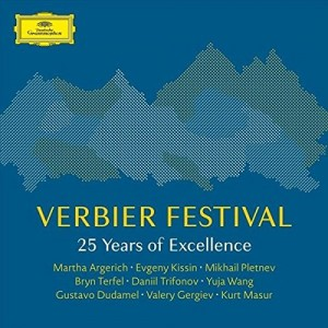 VERBIER FESTIVAL ORCHESTRA-VERBIER FESTIVAL - 25 YEARS OF EXCELLENCE