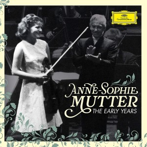 ANNE-SOPHIE MUTTER, BERLINER PHILHARMONIKER, HERBERT VON KARAJAN-ANNE-SOPHIE MUTTER - THE EARLY YEARS