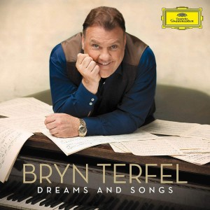 BRYN TERFEL-DREAMS AND SONGS