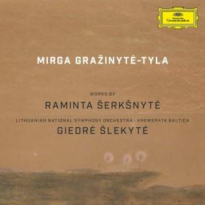 GRAZINYTE-TYLA SERKSNYTE MIRGA-MIRGA GRAZINYTE-TYLA SERKSNYTE (CD+DVD)
