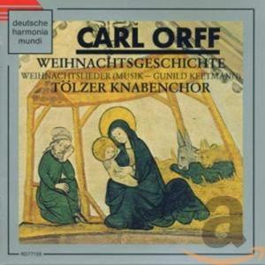 ORFF, C.-WEIHNACHTSGESCHICHTE