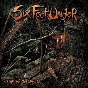 SIX FEET UNDER-CRYPT OF THE DEVIL