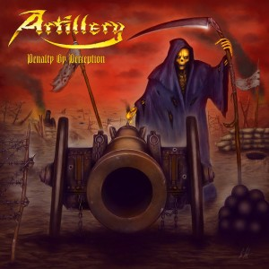 ARTILLERY-PENALTY BY PERCEPTION (LIMITED FIRST EDITION)