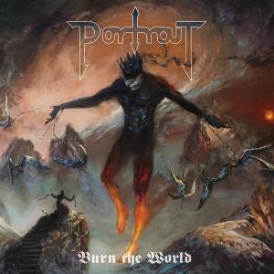 PORTRAIT-BURN THE WORLD (DIGIPAK)