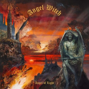 ANGEL WITCH-ANGEL OF LIGHT (DIGIPACK)