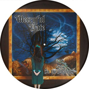 MERCYFUL FATE-IN THE SHADOWS PICTURE DISC