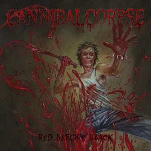 CANNIBAL CORPSE-RED BEFORE BLACK PICTURE DISC