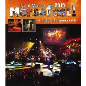 NEAL MORSE-MORSEFEST 2015 SOLA SCRIPTURAL AND ? LIVE