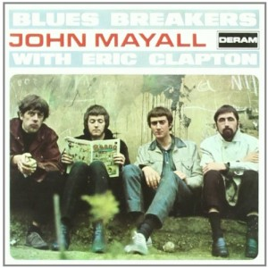JOHN MAYALL WITH ERIC CLAPTON-BLUES BREAKERS