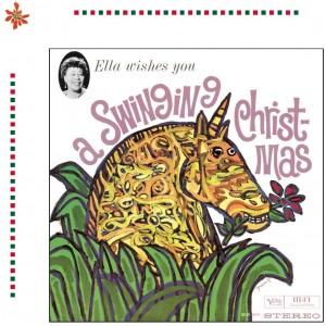 ELLA FITZGERALD-ELLA WISHES YOU A SWINGING CHRISTMAS